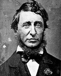 Read Henry David Thoreau