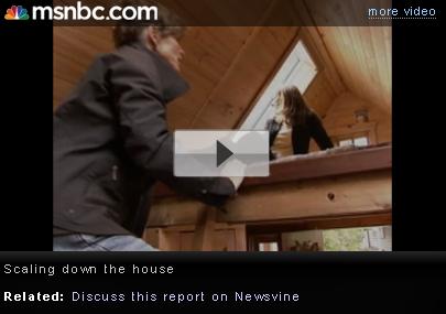 Tiny Houses on NBC Tonight