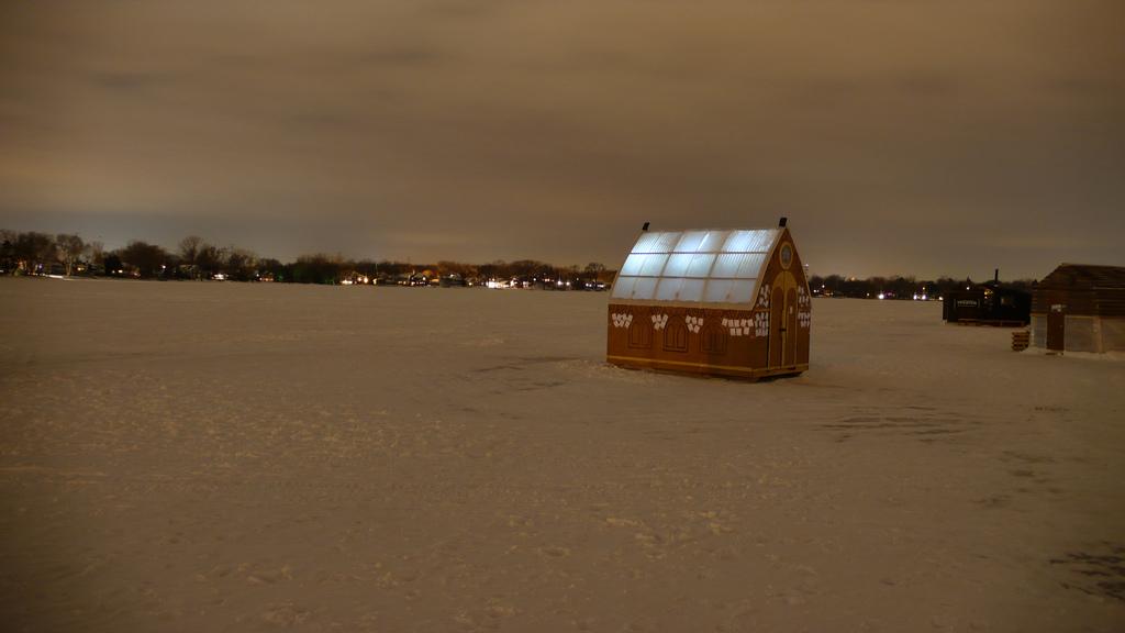 Art Shanty Projects 2009