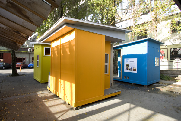 Tiny House Homeless Shelters To Weather The Economic