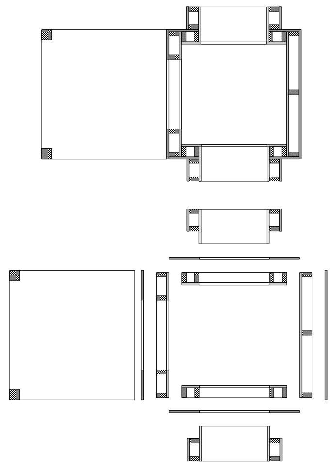 Nine Tiny Feet – Revised Framing Plan