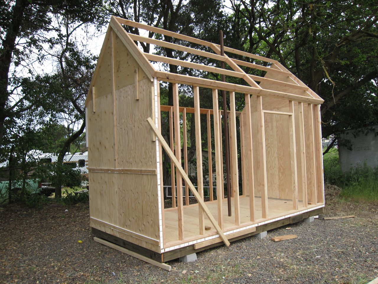 The Sonoma Shanty – Workshops, Kits, Plans, Tiny Houses