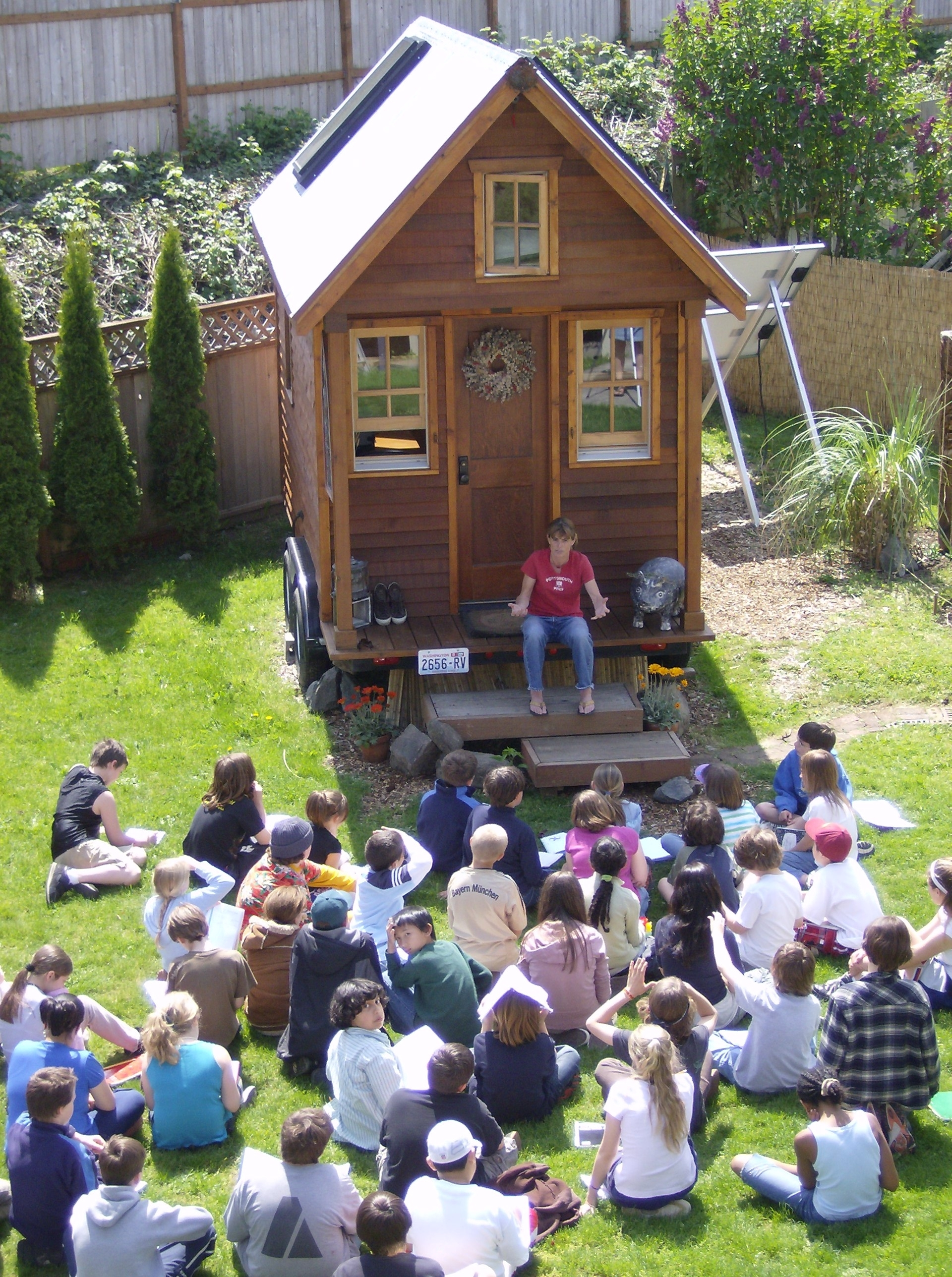 tiny house workshop. Dee-williams-workshop-kids Tiny House Workshop H
