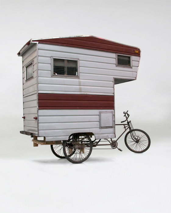 Camper Bike - Side