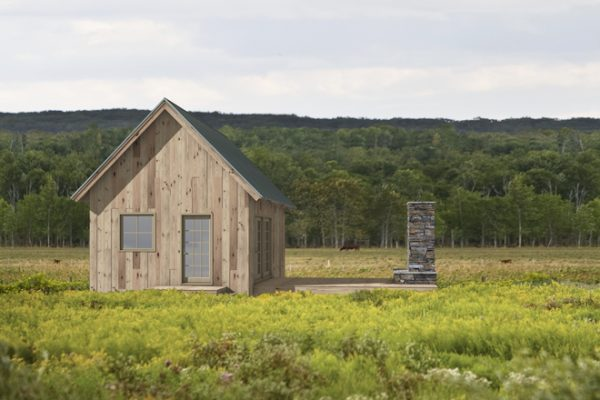 Free Green Tiny House Plans Rustic