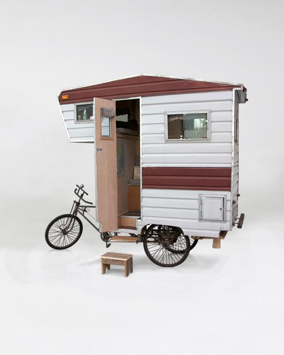 Kevin Cyr - Camper Bike