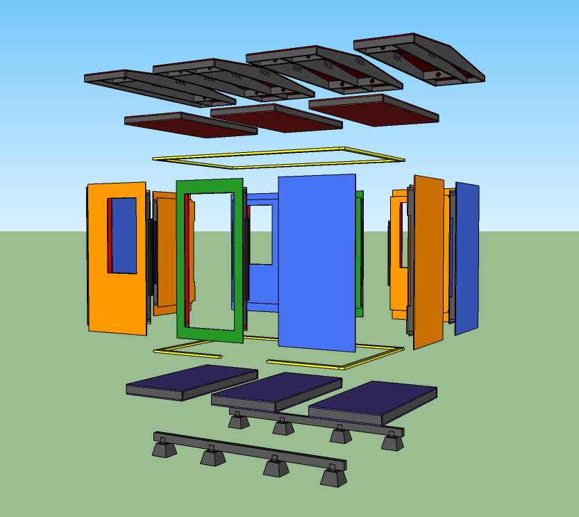 Tiny House Panel System – Update