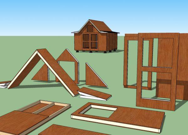 shelter-modular-components