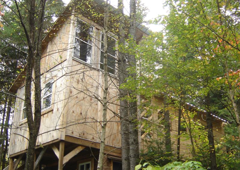 Derek Diedricksen's Vermont Cabin