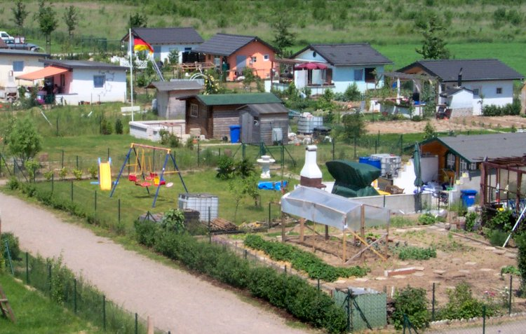 Could allotment gardening in Europe provide a model to end Homelessness in America?