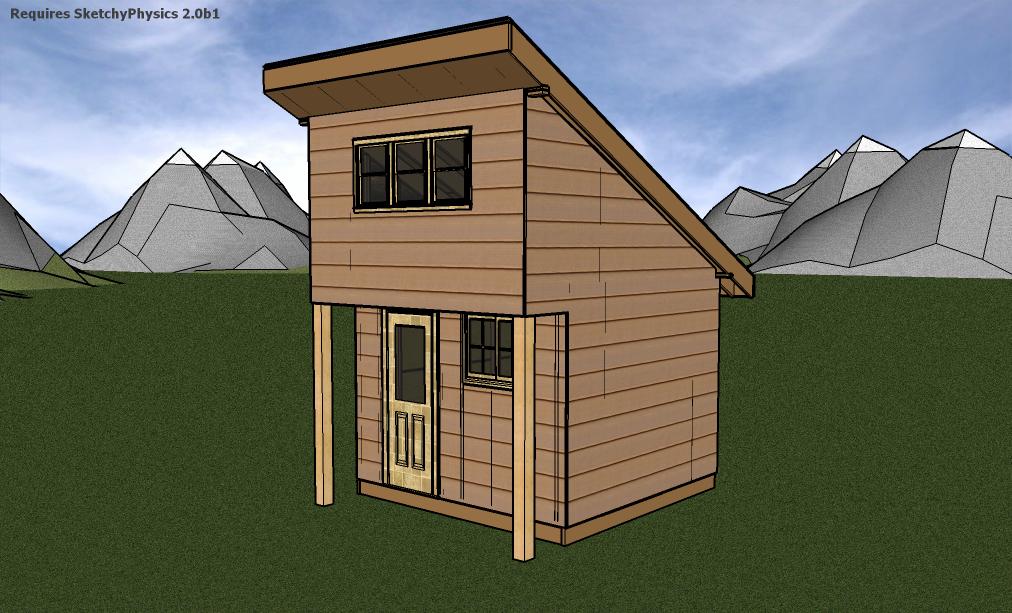 Students to Build Three Tiny Houses