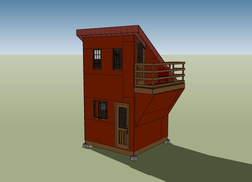 Ben's Tiny House Design