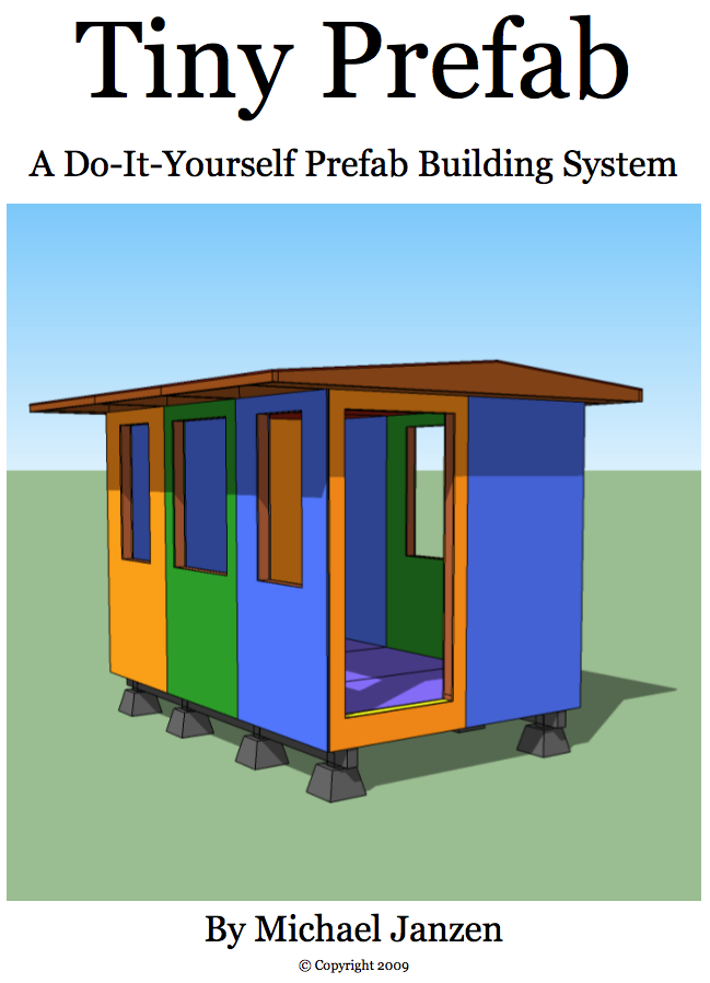 Enter to Win – Free Drawing for Tiny Prefab ebook