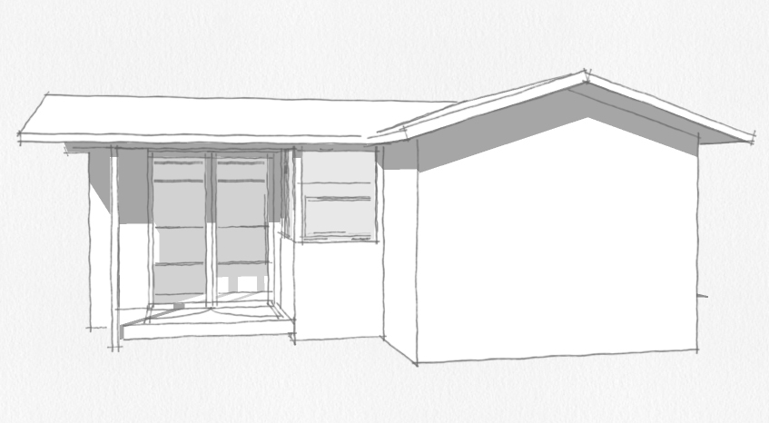 Usonian Inspired Home by Joseph Sandy – Part 2