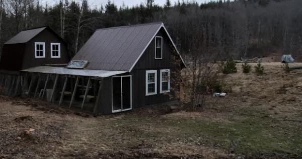 cabin bartlett