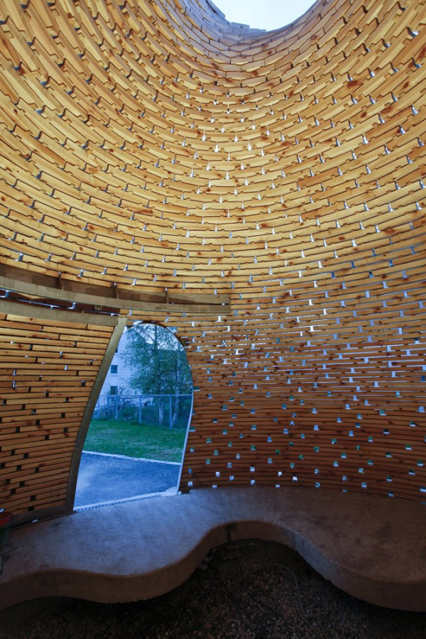 fireplace shelter door