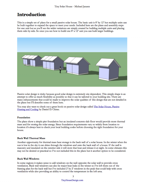 tiny solar house sample page 1