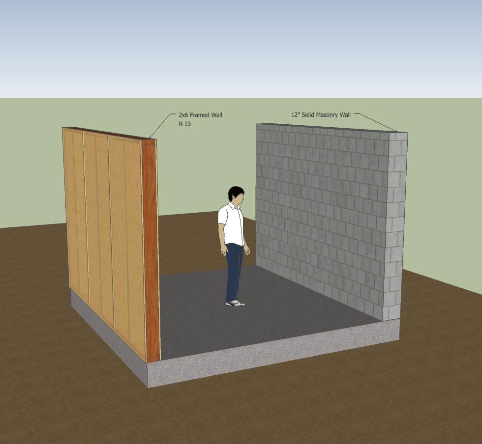 Thermal Mass vs Insulation
