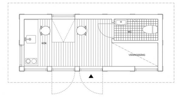 SASA1 - Floor Plan