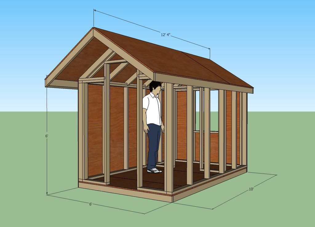 Lightweight Tiny House Concept