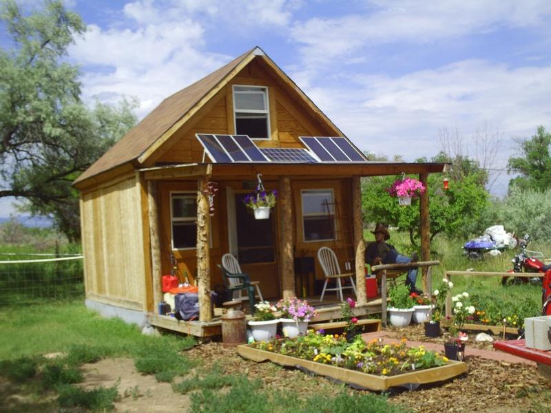 Simple Solar Homesteading Tinyhousedesign