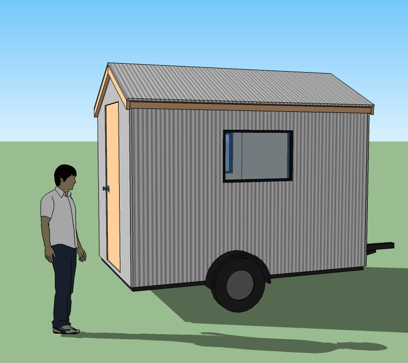 Ultralight Tiny House Concept – Revisited