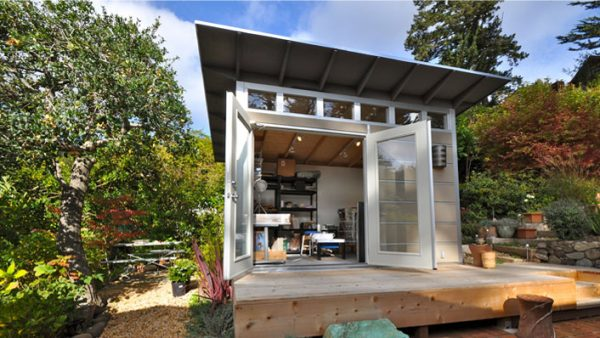 Studio Shed - Lifestyle CA
