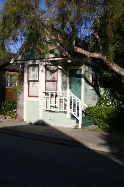 centrella cottage front