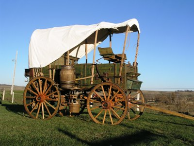 Hansen Wheel Shop in South Dakota