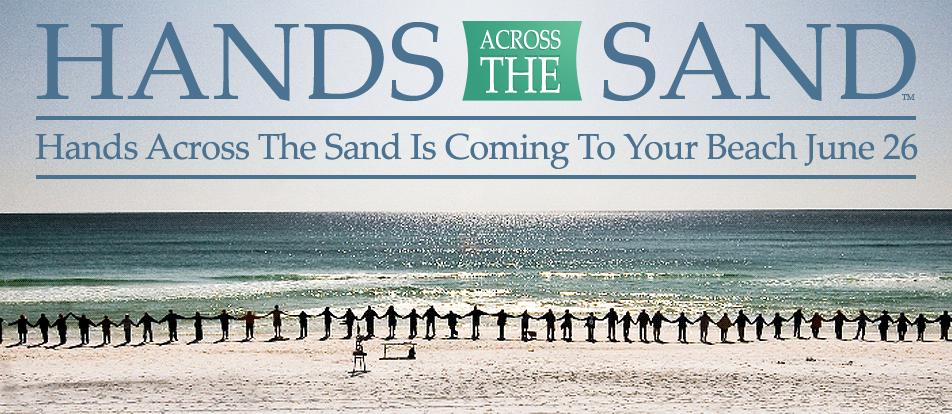 Hands Across The Sand – June 26, 2010