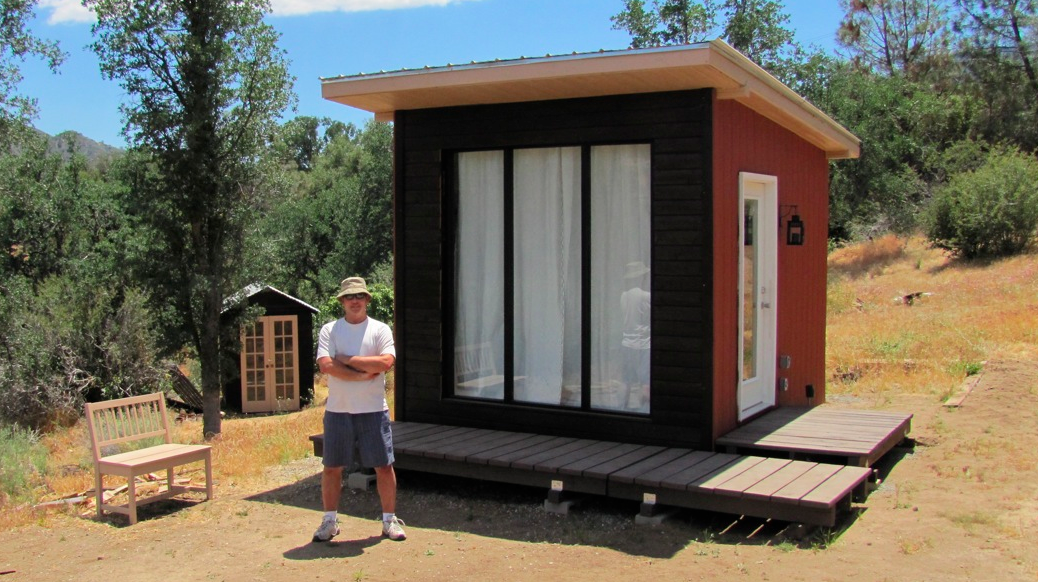 How To Move Yourself Off The Grid Tiny House Design