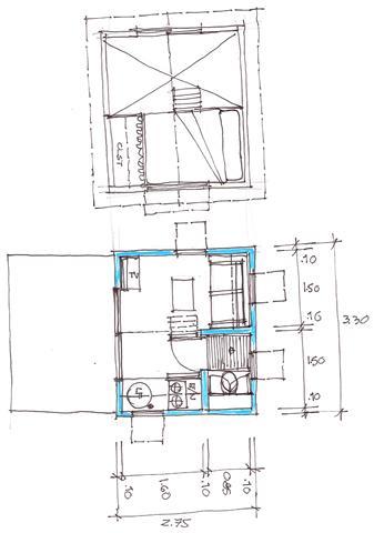 01 - Minicabin Plans