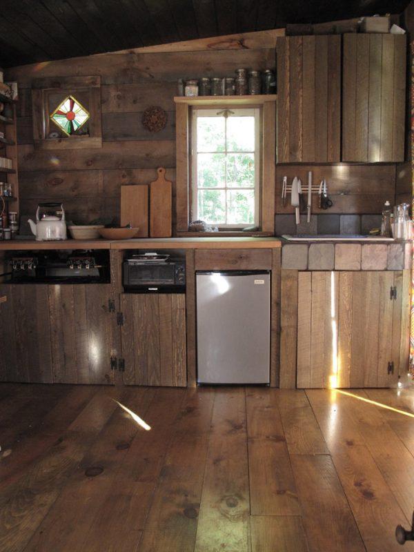 Kim and Jonny's Cabin in the Catskills - Kitchen
