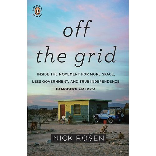 Nick Rosen's Off-The-Grid Community Vision