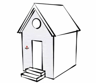 How to draw a Tiny House with Google SketchUp – Part 6