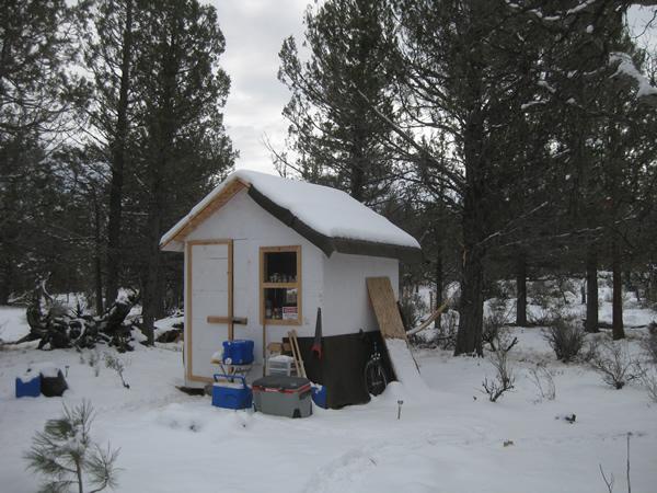 Winter at Serenity Valley