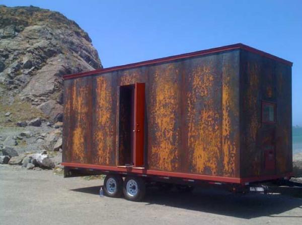 Tumbleweed Popomo - Exterior Entry