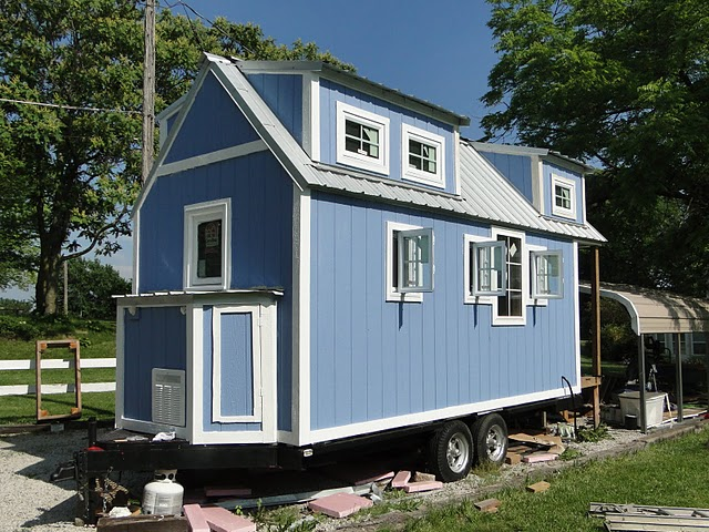 Tiny House For In Kansas City Tinyhousedesign