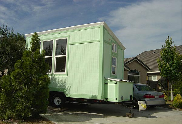 Tiny House Tour with Bill Brooks