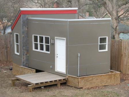 Tiny House For Sale in Asheville NC (Updated: SOLD)
