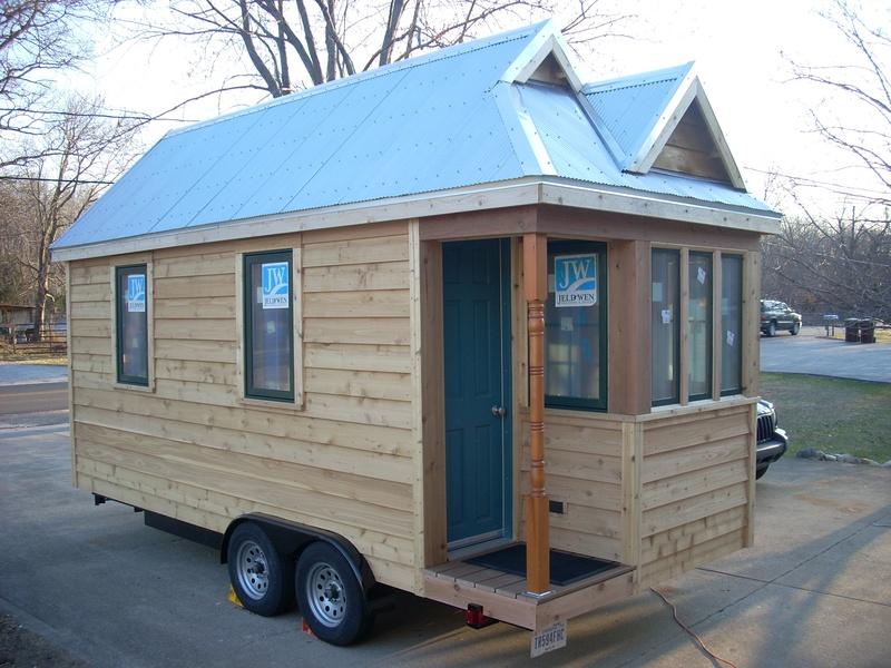 Jeremy's Tiny House