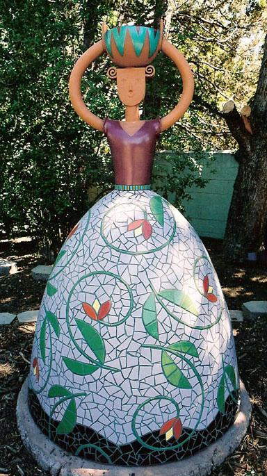Bev Magennis -  Garden Lady