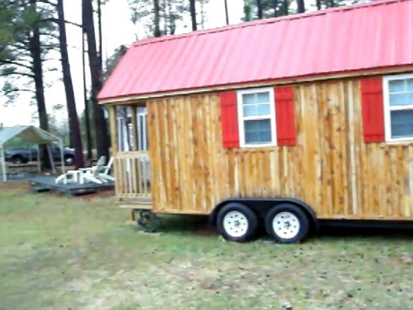 Travis's Tiny House Tour