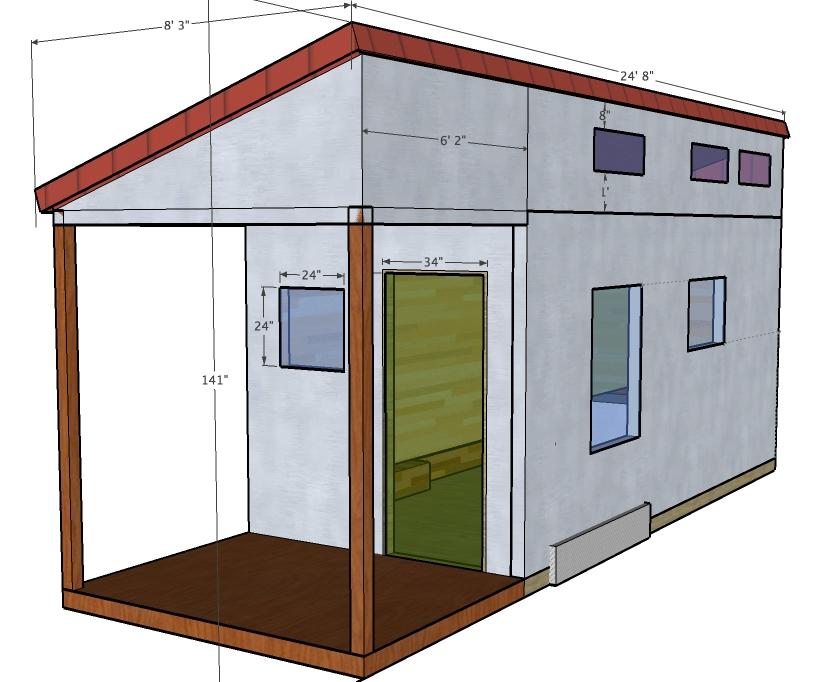 J&J's Tiny House
