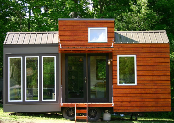 Tall Man's Tiny House For Sale – Tiny House Design