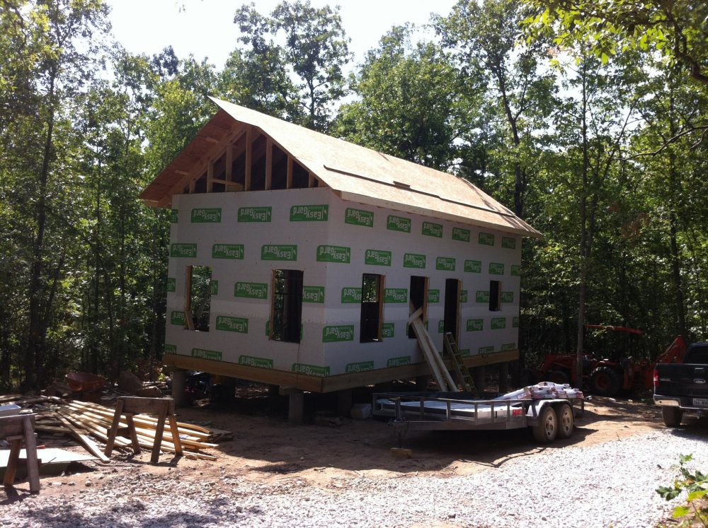 12×24 12×32 homesteaders cabin Jon – Tiny House Design