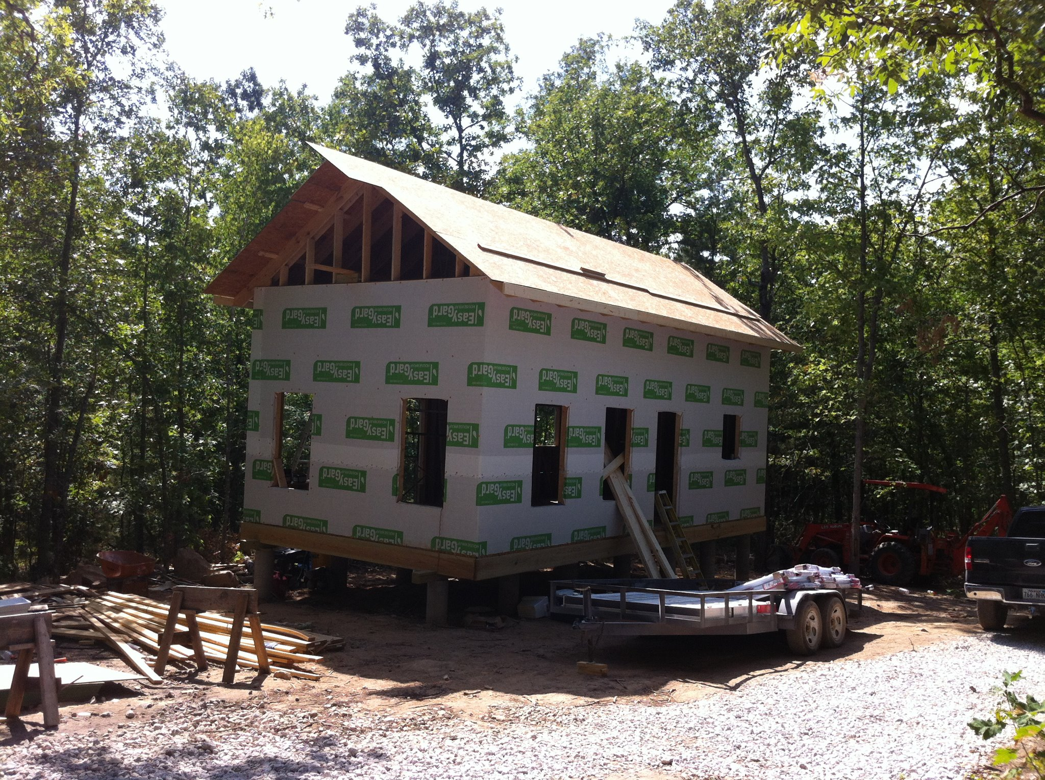Jon's Cabin in the Woods