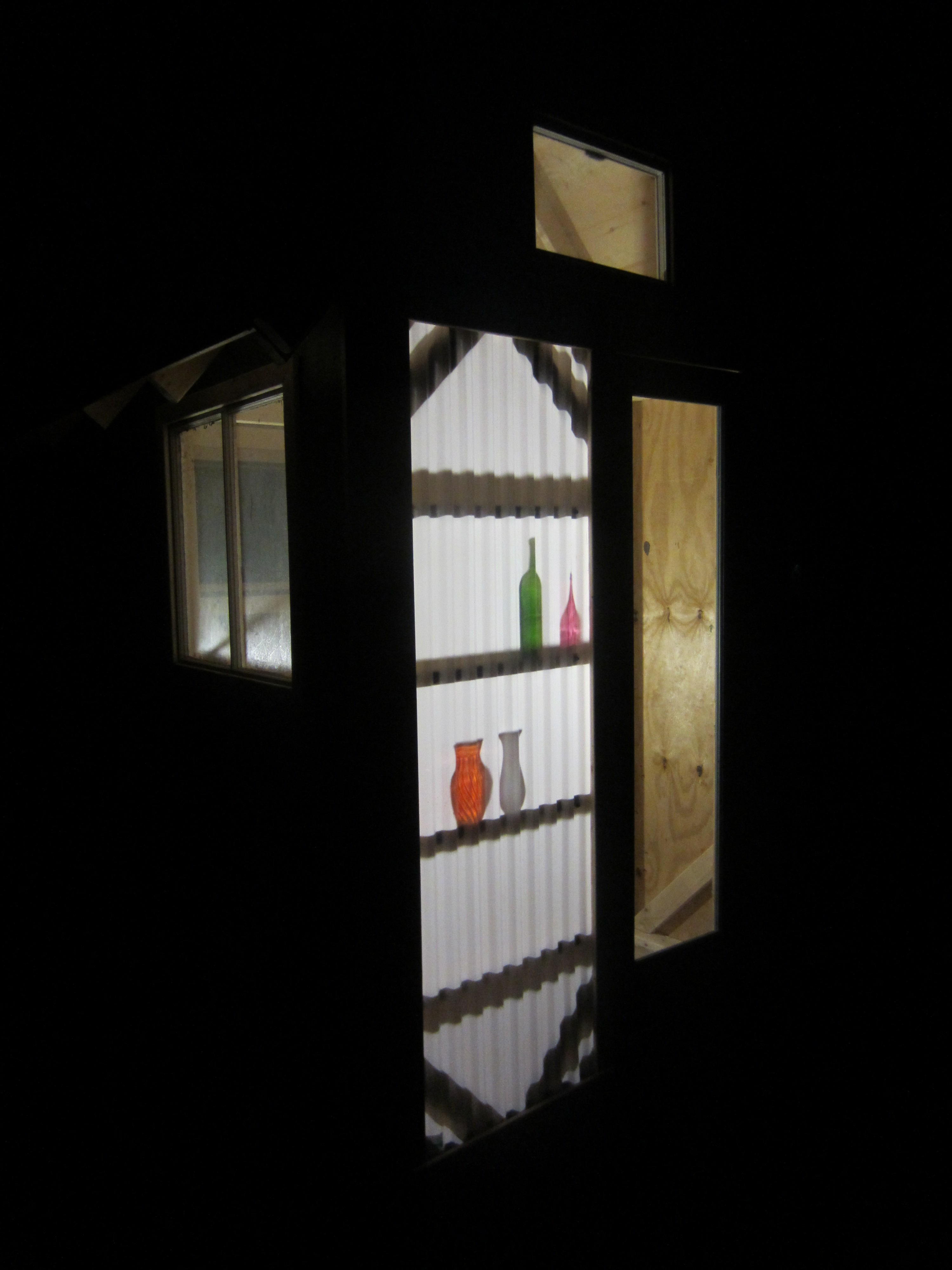 Light Box Walls for Your Tiny House, and a North Carolina Workshop