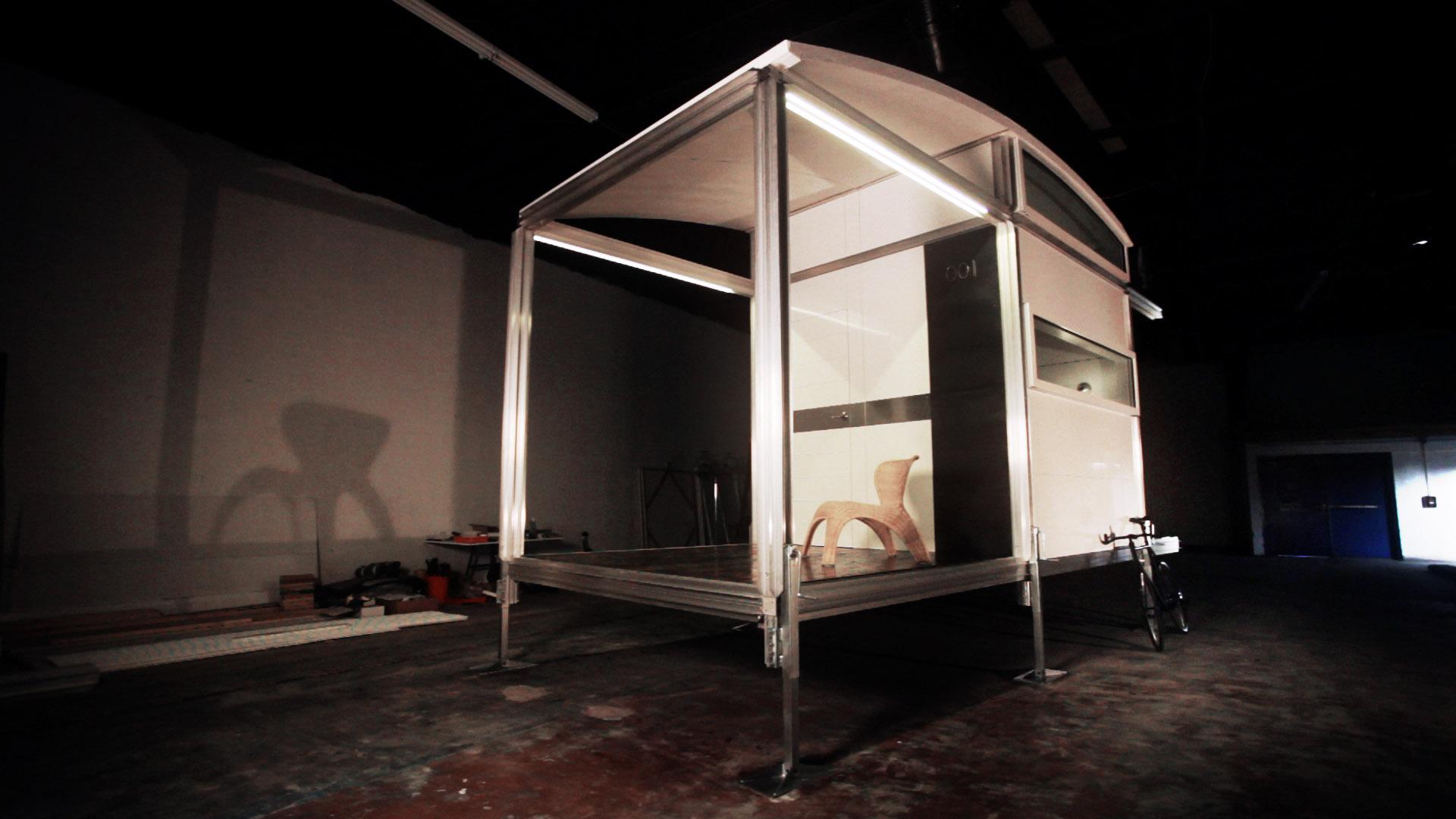 AbleNook – Rapidly Deployable Modular Dwelling