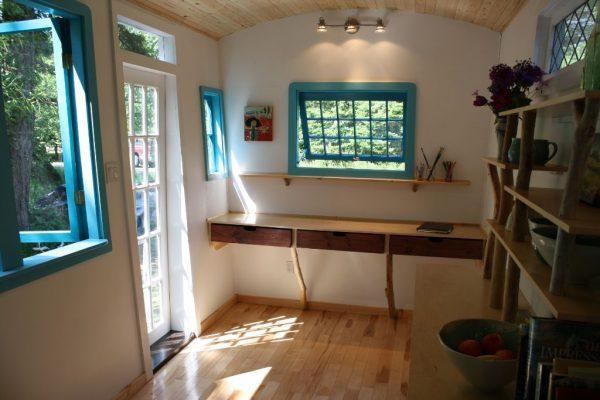 Hornby Sandpiper - Interior